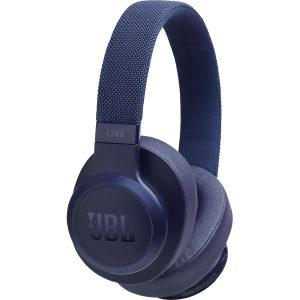 Audífonos Bluetooh JBL Live 500BT con Cancelación de Ruido color Azul