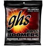Set de Cuerdas para Bajo de 4 cuerdas Boomers Marca GHS