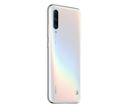"Celular Xiaomi Mi A3 4GB RAM 128GB 6"" Color Blanco Dual SIM"