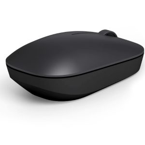 Mouse Inalambrico Mi Wireless Mouse marca Xiaomi Color Negro