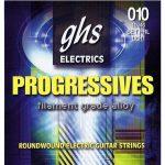Set de Cuerdas para Guitarra Eléctrica Progressive Ligera Marca GHS