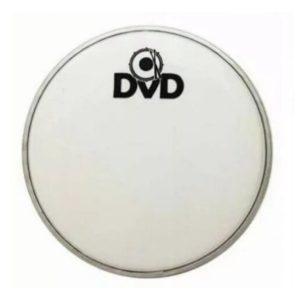 "Parche de Agua Blanco marca DVD de 6"""
