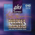 Set de Cuerdas para Guitarra Eléctrica Erick Johnson Marca GHS