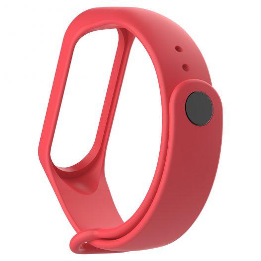 Pulsera para Xiaomi Mi Band 4 Color Rojo