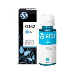 Botella de Tinta HP GT52 Cian (Refil)