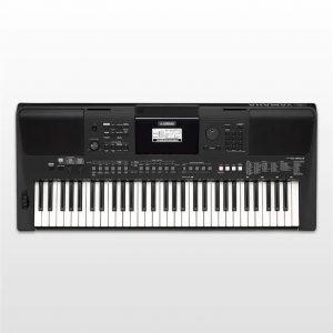 Teclado Yamaha PSR-E463 de 61 Teclas con 758 sonidos (no incluye adaptador AC)