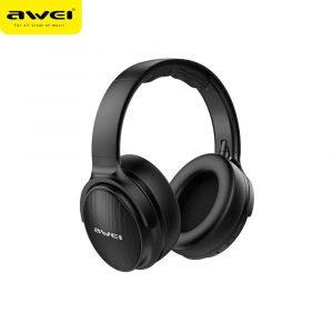 Audífonos Bluetooth Inalambricos A780BL marca Awei Color Negro