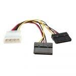 Agiler Cable de Molex a SATA