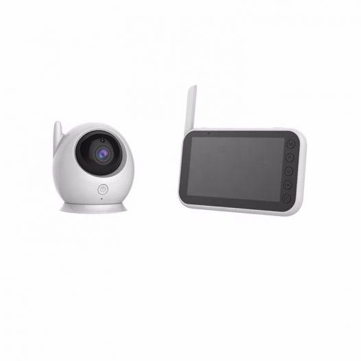 Monitor para Bebé con Intercomunicador y Termómetro integrado modelo ABM100
