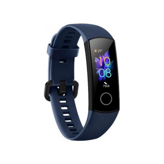 Huawei Honor Band 5 color Azul con Resistencia al Agua