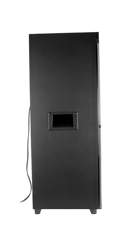 Bocina Bluetooth de Piso con Microfono Inalambrico Forte KFS-500 marca Klip Xtreme de 3000 Watts