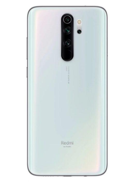 Celular Xiaomi Redmi Note 8 Pro 128GB 8GB RAM 64Mgpxl 6.53″ Color Blanco DualSIM Versión China