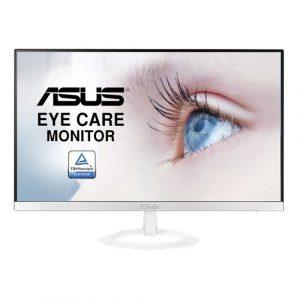 """Monitor Asus de 23"""" VZ239H-W Full HD con Salida HDMI y VGA color Blanco"""