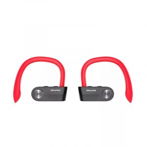 Audifonos Bluetooth True Wireless T2 marca Awei Color Rojo