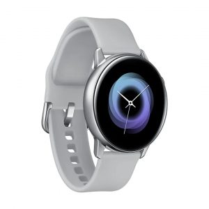 Reloj Samsung Galaxy Watch Active color Plateado