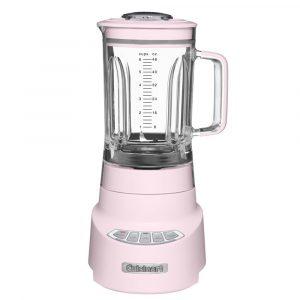 Licuadora de 600 WATTS marca Cuisinart color Rosa