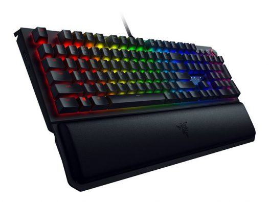 Teclado Gaming Mecánico Razer BlackWidow Elite RGB