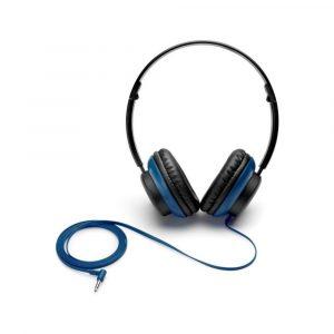 Audífonos HP 200 tipo Headset color Azul