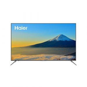 "Televisión de 32"" marca Haier Smart TV 720p Color Negro"