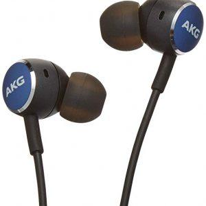 Audífonos de Pastilla AKG - Y100 con Micrófono Color Azul con Negro