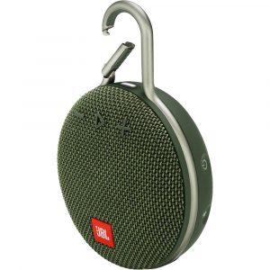 Bocina Bluetooth JBL Clip 3 Resistente al Agua color Verde Bosque