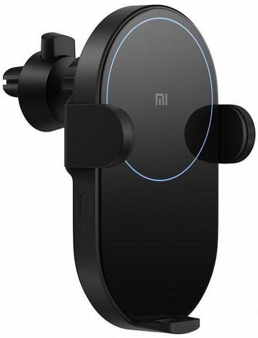 Cargador Inálambrico y Sujetador para Carro marca Xiaomi de 20W