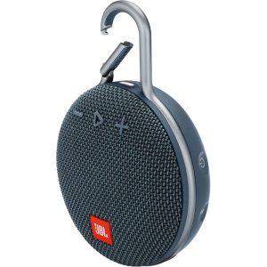 Bocina Bluetooth JBL Clip 3 Resistente al Agua color Azul Océano