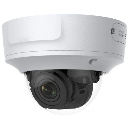 Cámara de Red para Videovigilancia Tipo Domo Lente motorizado Hikvision