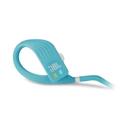 Audifonos Bluetooth JBL Endurance Dive Para Nadar color Celeste