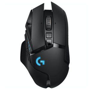 Mouse Gaming Inalámbrico G502 marca Logitech