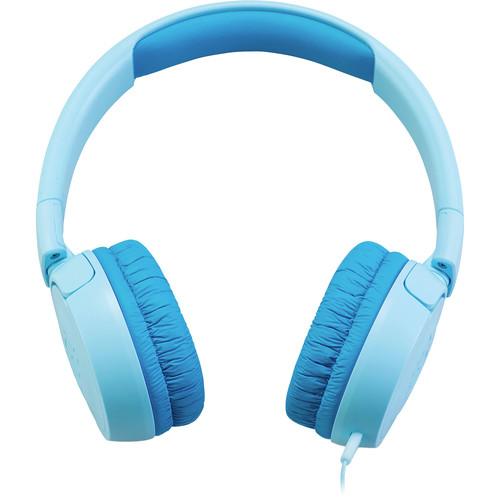 Audifonos para Niños marca JBL JR300 color Azul Hielo