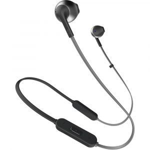 Audifonos Bluetooth JBL Tune 205BT con Micrófono color Negro In-Ear