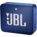 Bocina Bluetooth JBL Go 2 Resistente al Agua color Azul 3W