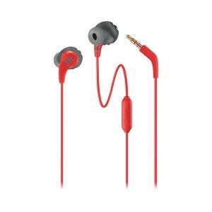 Audifonos JBL con Microfono Endurance Run color Rojo