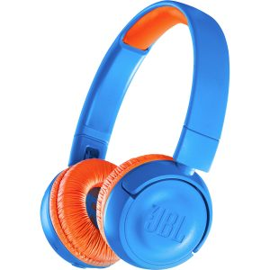 Audifonos Bluetooth para niños JBL JR300BT color Rocket Blue