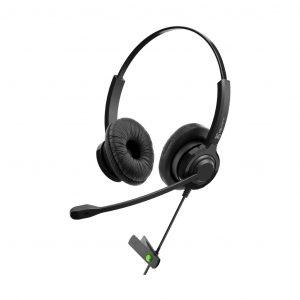 Audifonos para Call Center KCH-911 marca Klip Xtreme con Conector USB