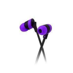 Audífonos Klip Xtreme 625RP KolorBudz 3.5mm Púrpura