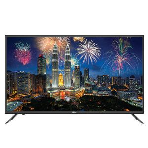 "Televisor Smart TV marca Haier de 43"" Full HD"