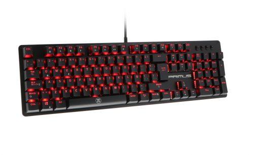 Teclado Alambrico Primus Gaming BALLISTA 100T PKS-101S