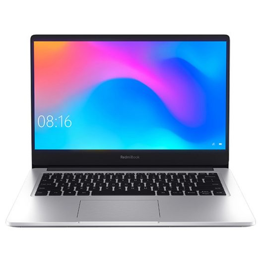 "Laptop Xiaomi Redmibook Core i5-10210U 10ma Gen 8GB RAM 512GB SSD 14"" Win10 Home Color Plateado"
