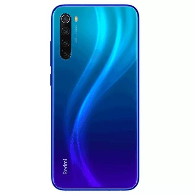 Celular Xiaomi Redmi Note 8 6gb Ram 128gb 6 3 Color Azul Dualsim Solo Tigo Kemik Guatemala
