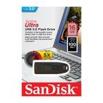Memoria USB de 16GB Ultra marca SanDisk