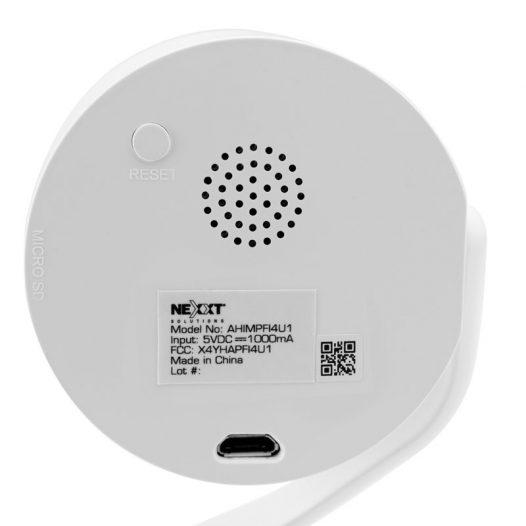 Cámara de Seguridad Wi-Fi para interior marca Nexxt Home