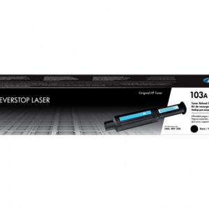 Kit de Recarga de Toner HP Laser 103A negro
