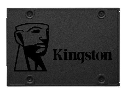 Unidad de Estado Solido de 960GB marca Kingston SSDNow A400