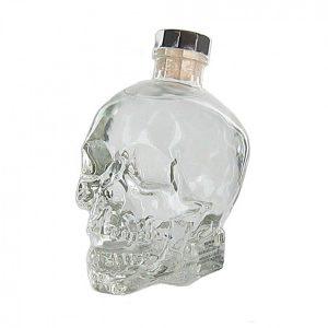 Botella de Vodka Crystal Head