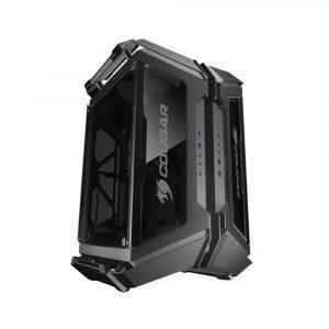 Case Gaming Doble Gemini X Torre ATX (Sin Fuente) marca Cougar