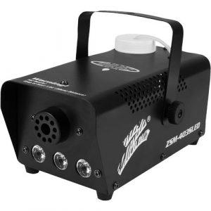 Maquina de Humo de 400W con Luz LED RGB marca Zebra