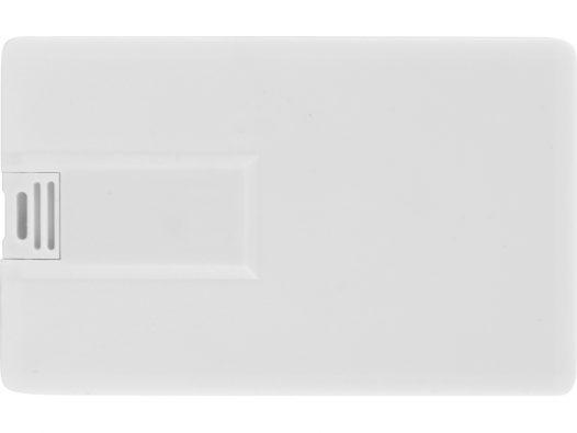 Memoria USB en forma de Tarjeta PVC para Sublimación de 8GB USB 2.0