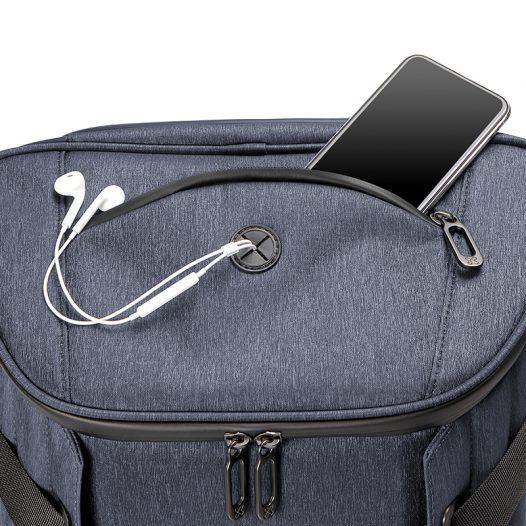 """Mochila para Laptop de 15.6"""" marca Klip Xtreme KNB-900 Color Azul"""
